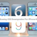 Apple allowing iOS Downgrades for Your Older iPhone and iPads