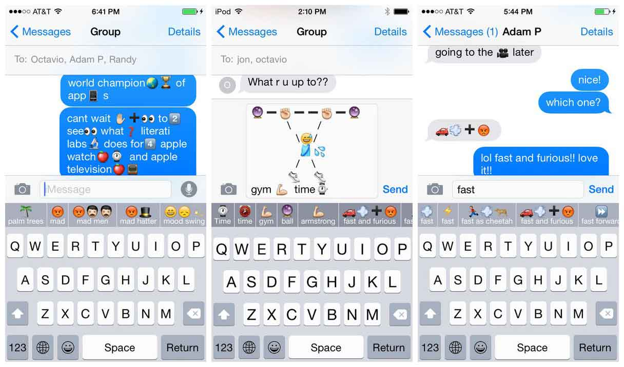 iphone keyboard apk ios 11