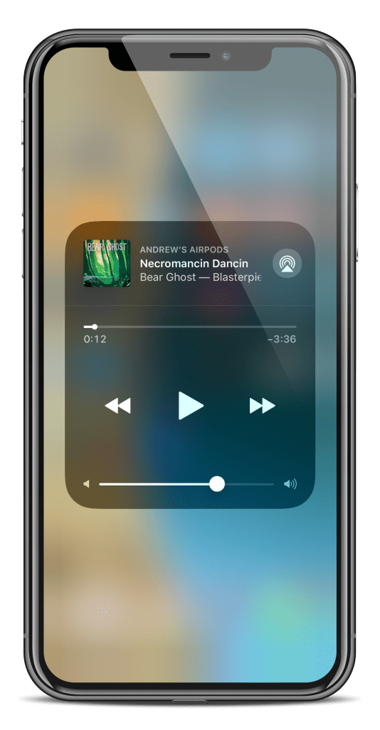 Apple Music Widget