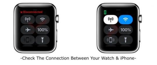 Apple Watch Wi-Fi Connection Issues