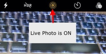 How to Enable Live Photos on iPhone
