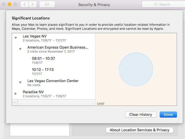 How to Clear Tracking Information from MacBook