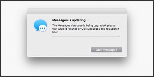 How to Delete Text Messages in iMessage for Mac