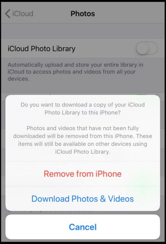 What to do if you can't transfer photos from iPhone to PC