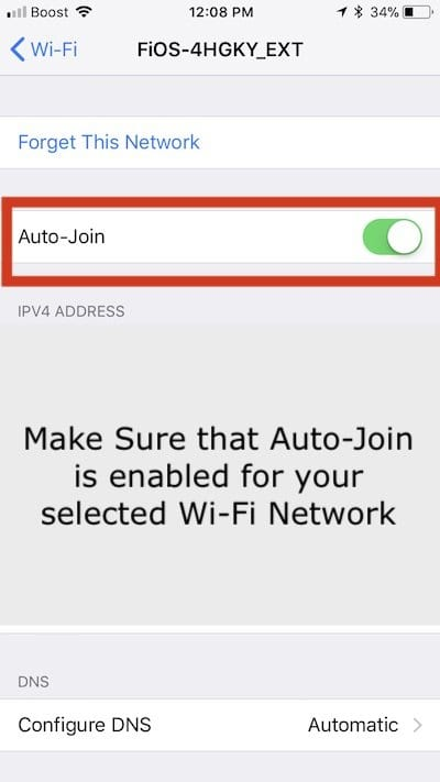 Wi-Fi Not Working with iOS 11.3, How-To Fix