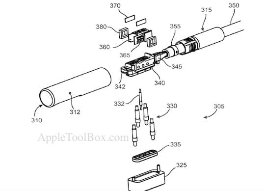 Fire Resistant Apple Power Cable