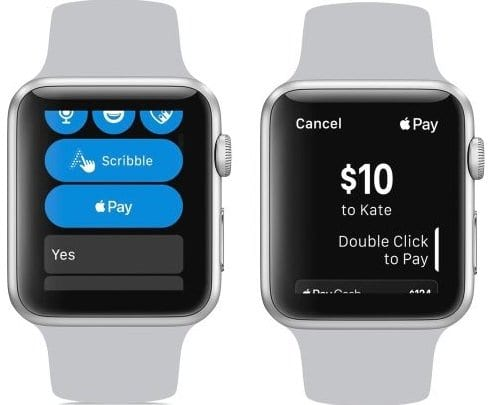 Apple Watch Money