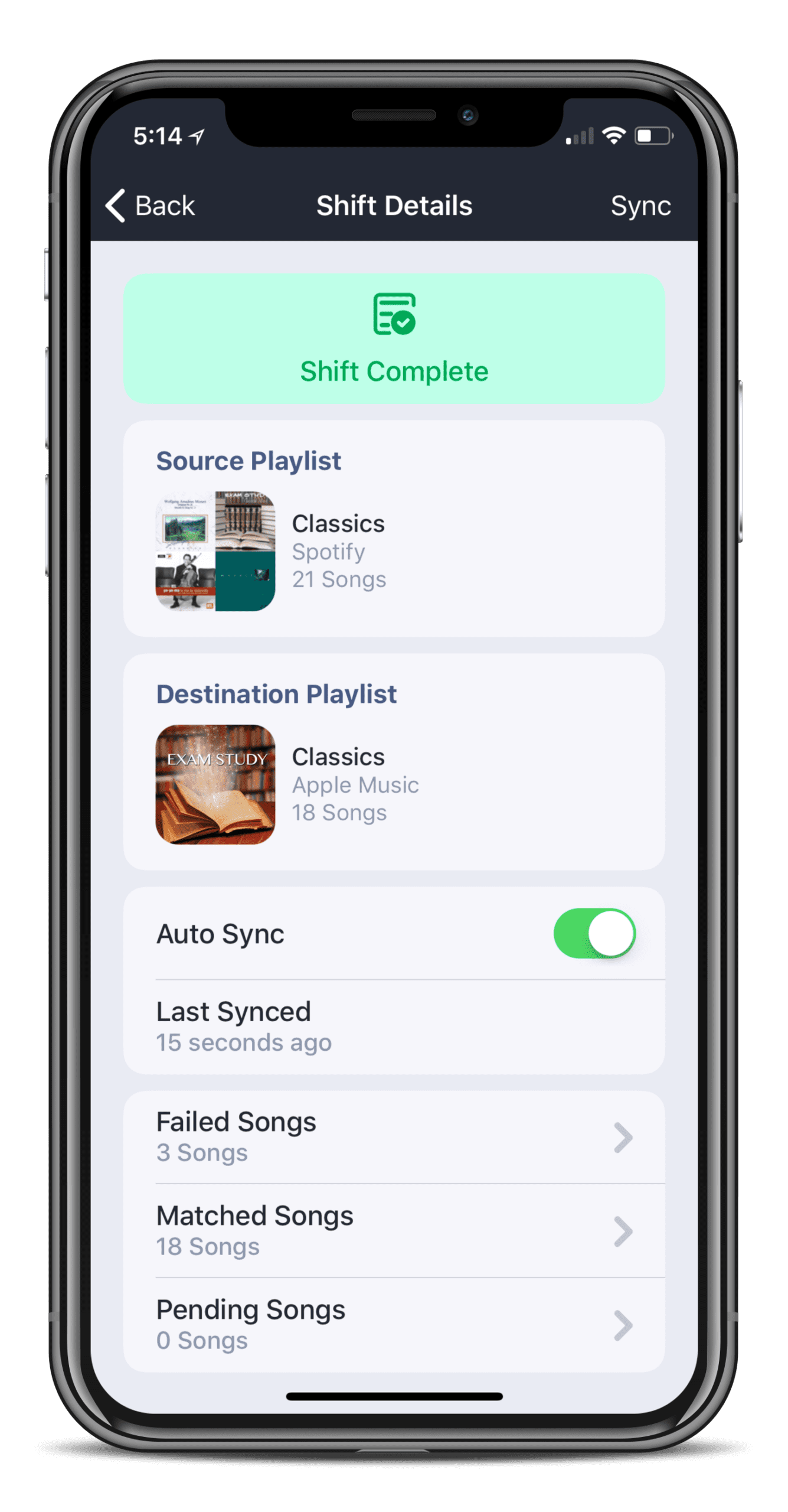 Switching to Apple Music? How to move Spotify playlists to