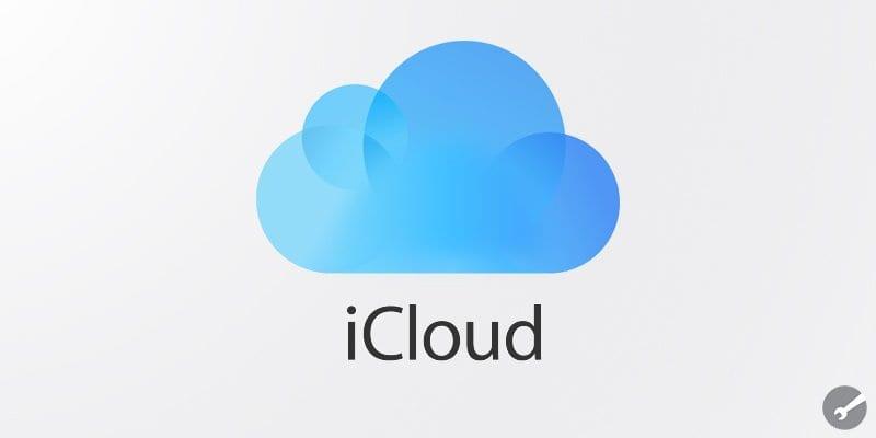 iCloud Showing Data When Empty
