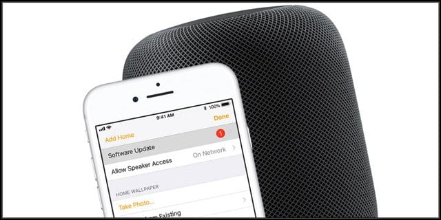 How-To Update HomePod
