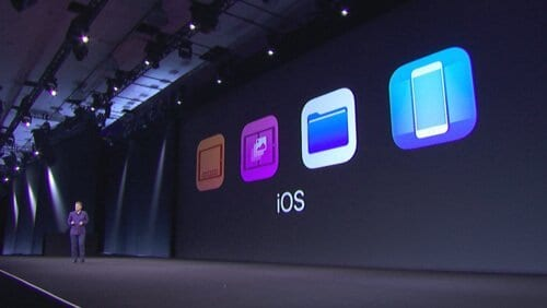 Apple plans for 2018 WWDC