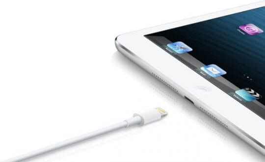 iPad Lightning Cable