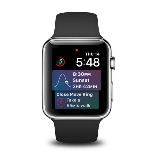 Read Missed notifications on Apple Watch