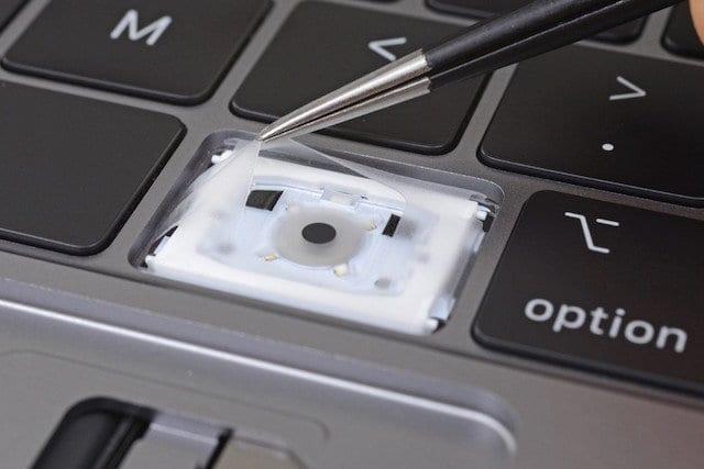 MacBook Pro Ingress Proofing