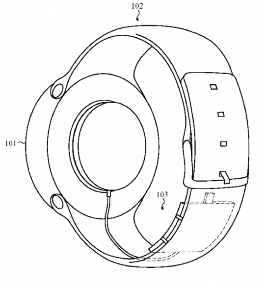 Apple Watch Patent 1