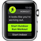 How to Use Auto-Workout detection on your Apple Watch