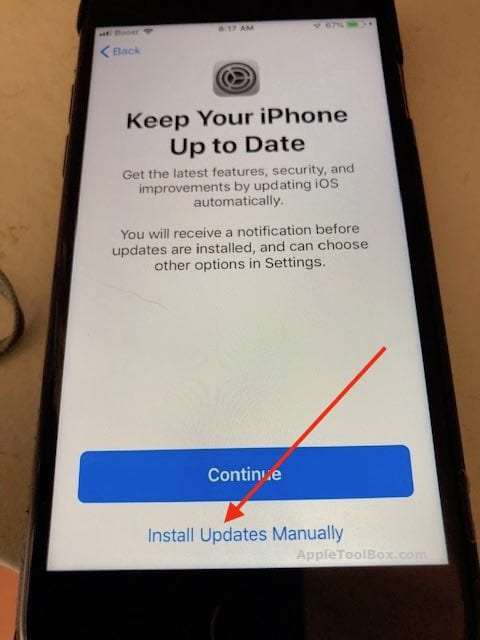 automatic updates iphone how to disable automatic updates on iphone for ios 12 10200