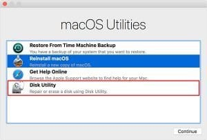 How to Downgrade from macOS Mojave Beta to macOS High Sierra