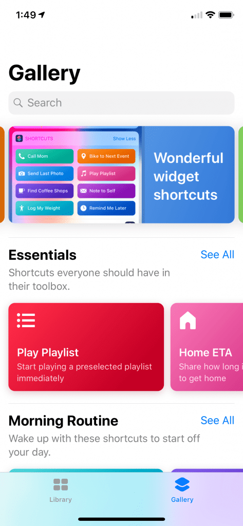 Shortcuts for iOS 12 First Look: How to Use It and How It Effects