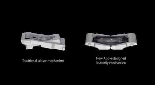Apple Butterfly Keyboard