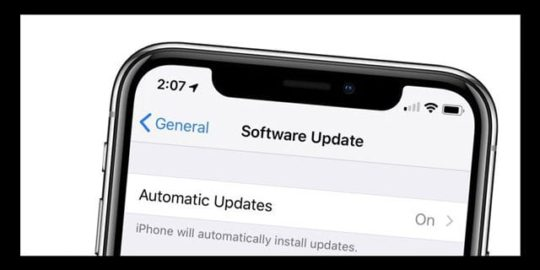 How To Disable Automatic Updates on iPhone for iOS 12