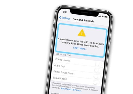 Face ID Not Working on iPhone? How-To Fix Today - AppleToolBox