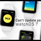 Can't Update to watchOS 5? Fix It Today!