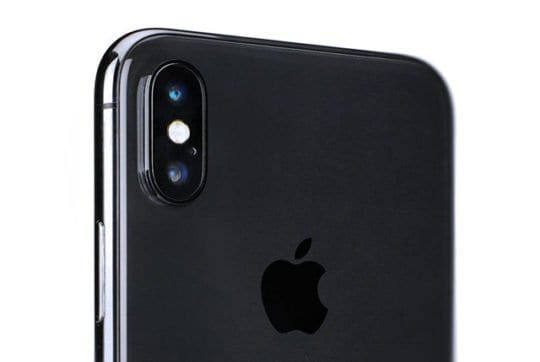 Rear Dual Lens on iPhone X