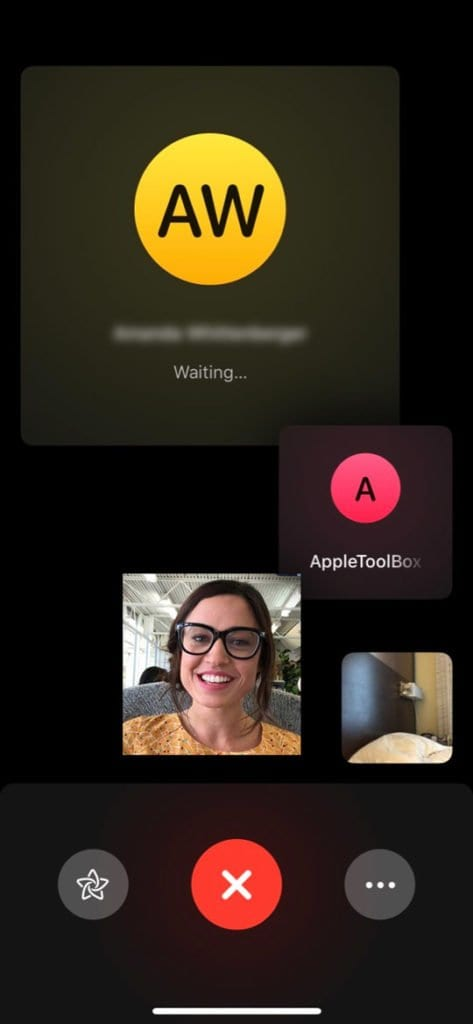 Group FaceTime Stuck in Waiting on Call