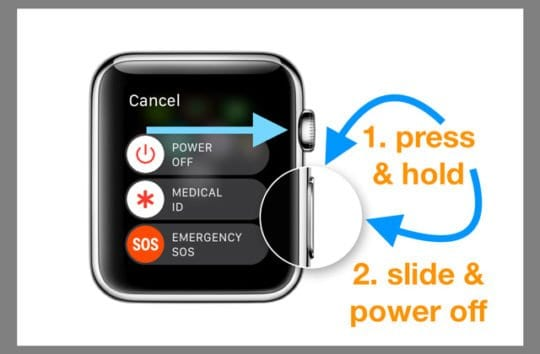 How To restart Apple Watch in 2 Steps