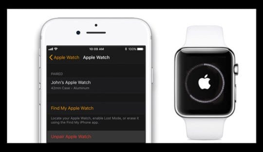How To Unpair Apple Watch from iPhone