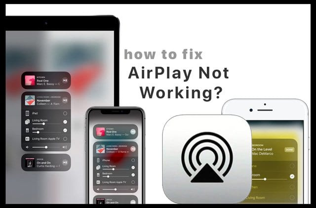 AirPlay not working? How to fix your AirPlay problems