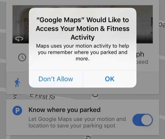 How to Use Google Maps Parked Car Features for iPhone ... Save Google Maps Iphone on google maps tricks, google maps template, google maps apple, google maps xbox, google maps navigation, google maps app, google maps tablet, google maps time machine, google maps boston, google maps amazon, google maps mobile application, google maps real time, google maps cool places, google maps ipod, google maps books, google maps desktop, google maps time lapse, google maps pda, google maps dvd, google maps travel,