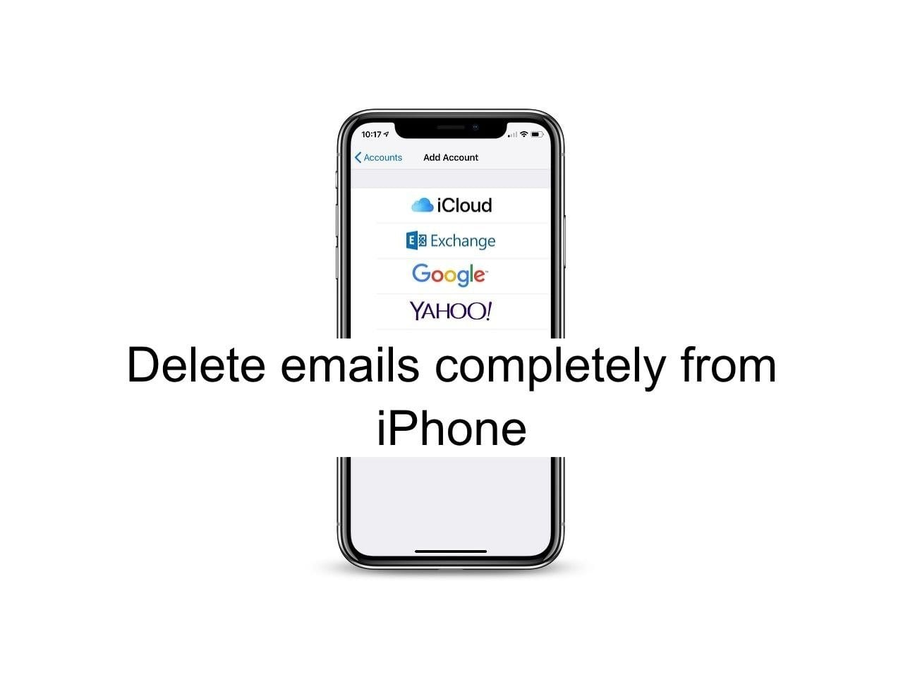 How To Delete Emails Completely from iPhone and Save Storage