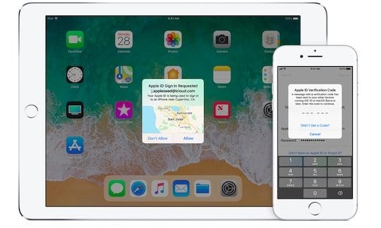 2FA iPhone Setup with only one device