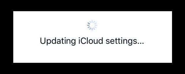 Dating for sex: iphone stuck on updating icloud settings