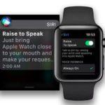 How to Use Siri Raise to Speak in watchOS 5
