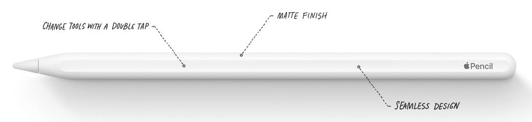 ipad pencil 2