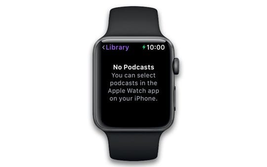 Apple Watch Podcast App Not Syncing With iPhone? Fixes