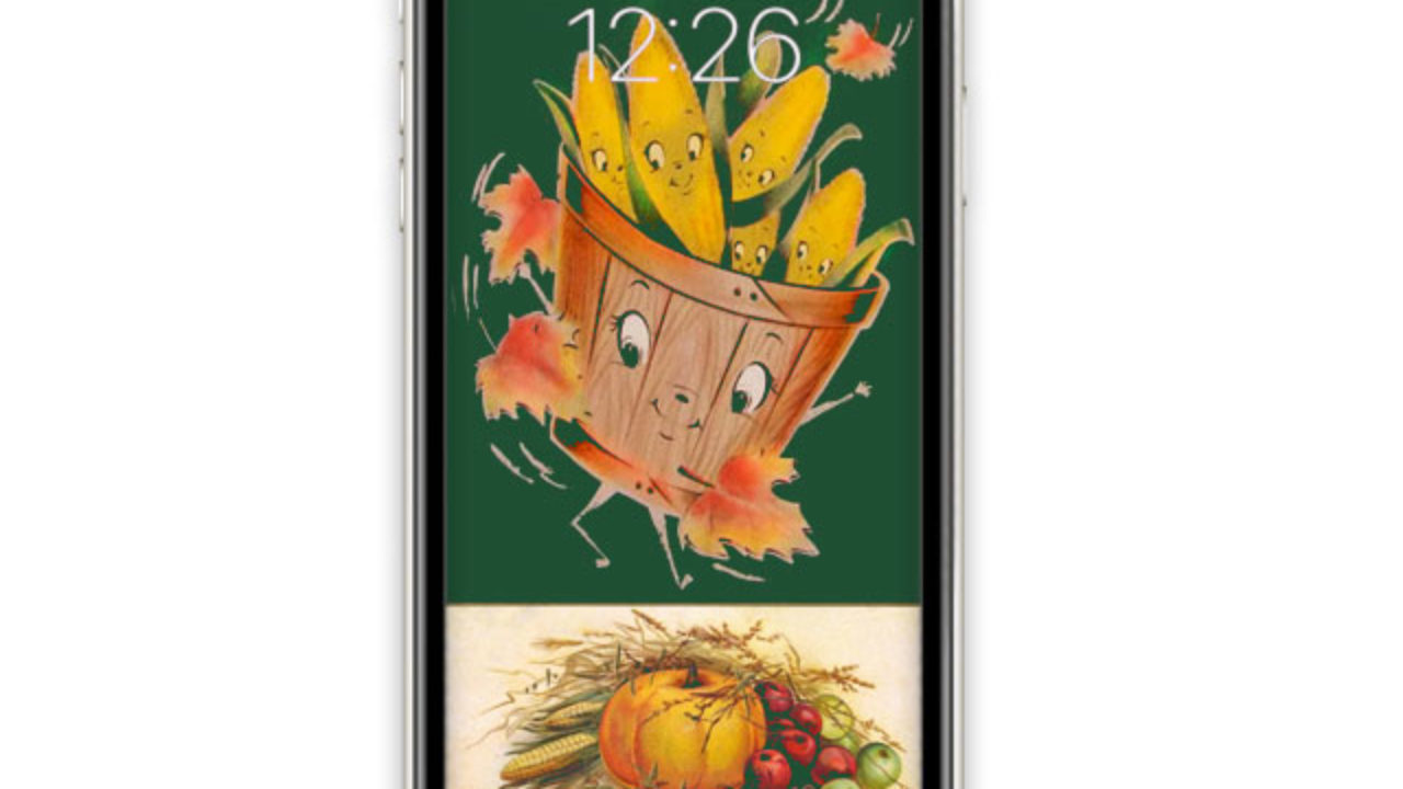 Gobble Up These Thanksgiving Wallpapers For Iphone Appletoolbox