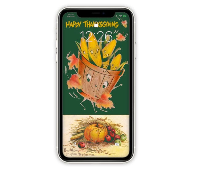Gobble Up These Thanksgiving Wallpapers For Iphone