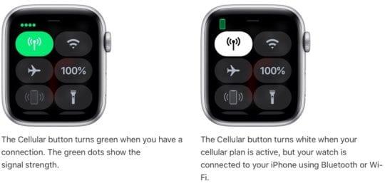 Setup eSIM and Dual SIM on Apple Watch