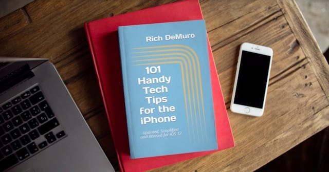101 iPhone tips book