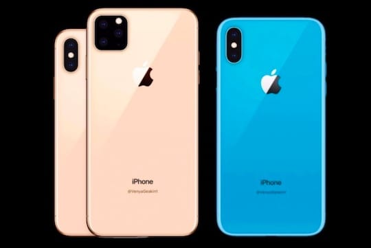2019 iphone could feature 3x telephoto lens 15w wireless. Black Bedroom Furniture Sets. Home Design Ideas