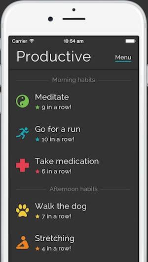 Productive App