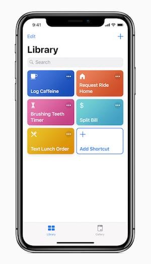 Apple Shortcuts