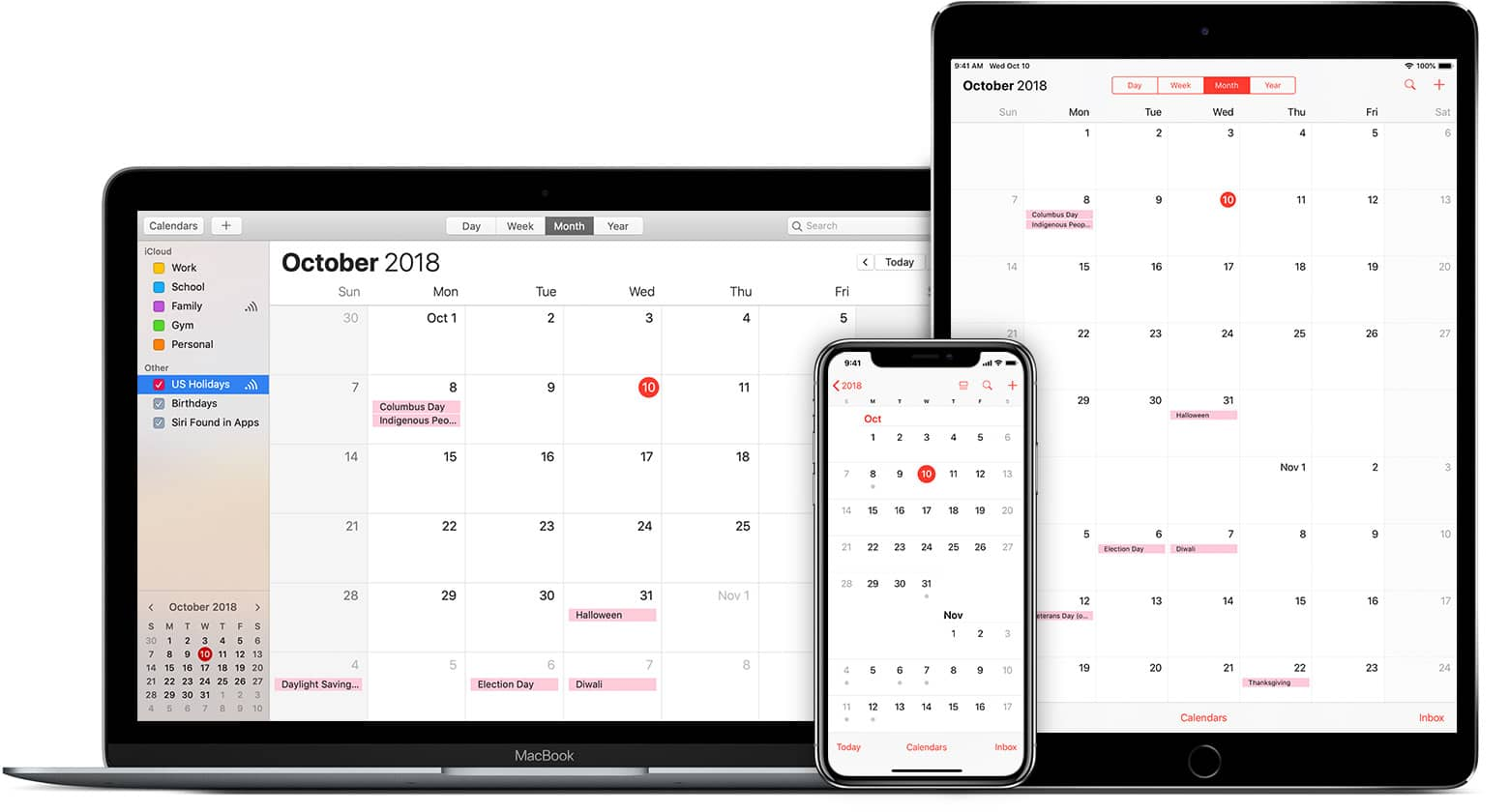How to sync Google Calendar with Apple Calendar (and vice