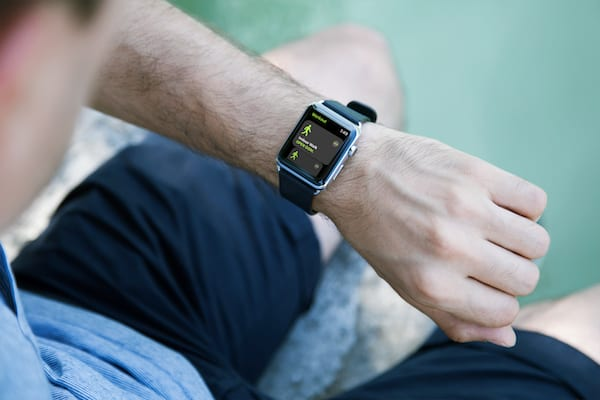 analyze apple watch workouts