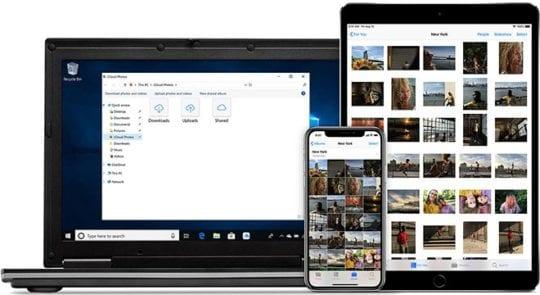 iCloud Photos PC