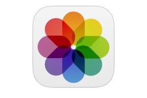 iCloud Photos icon